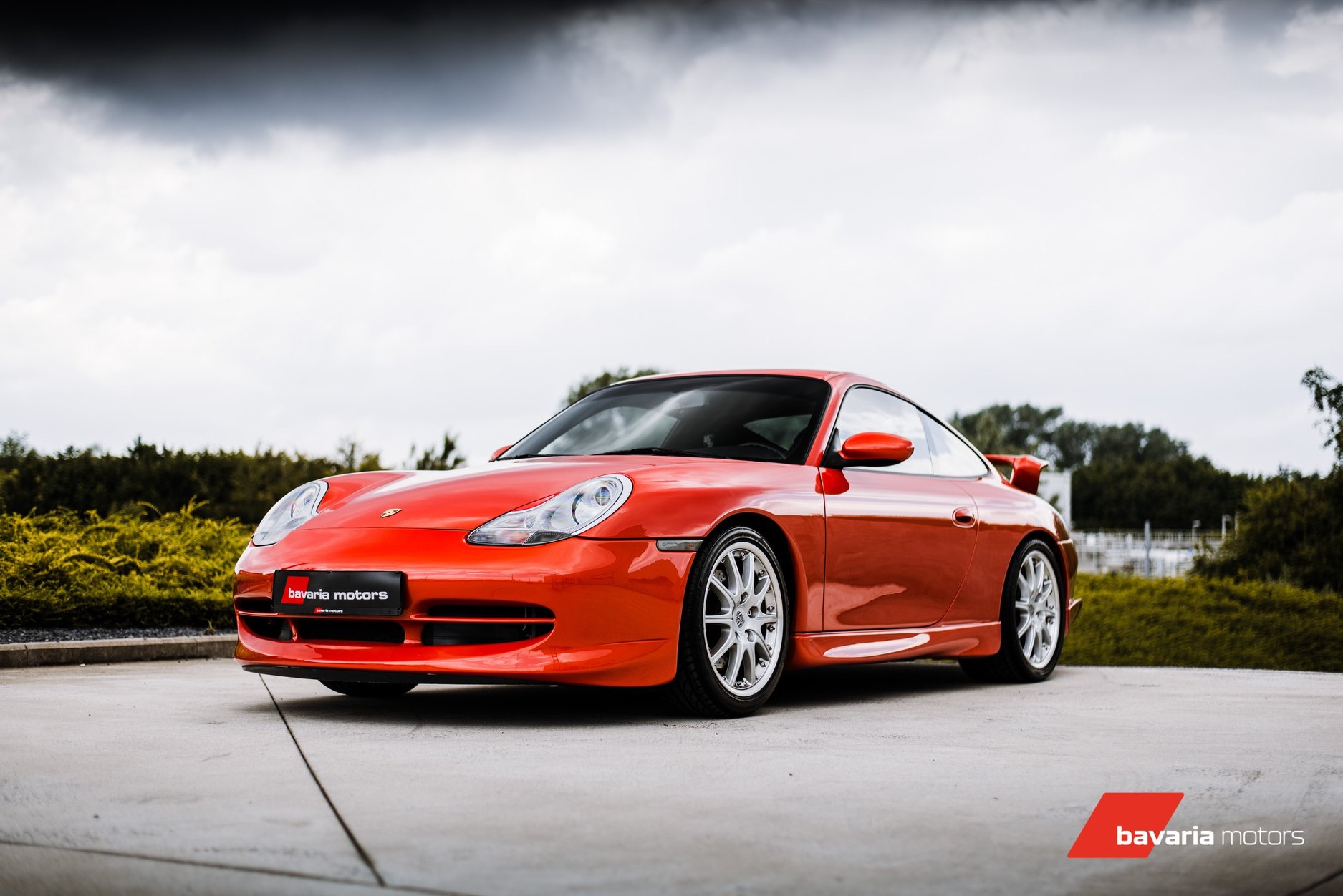 Porsche 911(996) GT3(1/3)