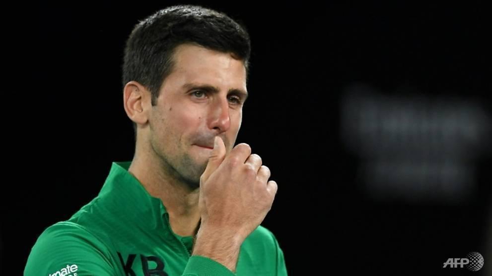 澳网,德约科维奇3-0横扫拉奥尼奇,进入四强