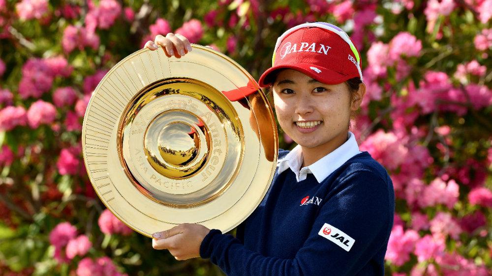 【亚太女子业余锦标赛】日本选手安田佑香夺冠