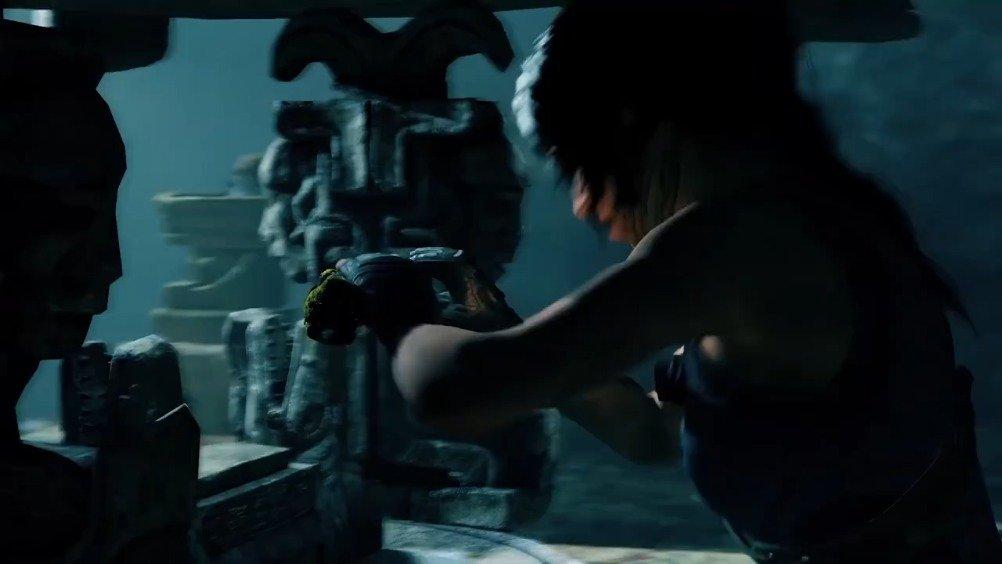 《古墓丽影:暗影》终极版发售日公布