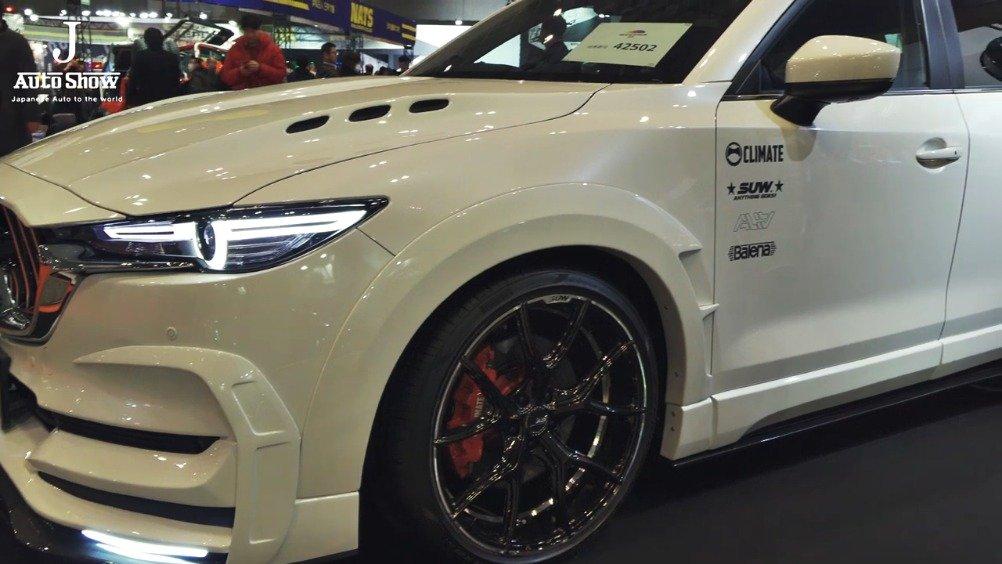 视频:马自达CX-5改装灵感启发内容