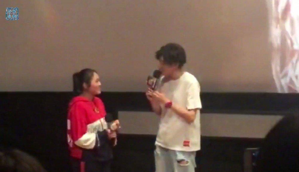 首播,来自新疆的姑娘@马杰雪selina ,她的目标是夺冠