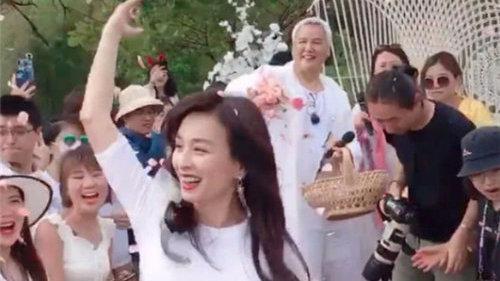 张庭老公被认成奶奶,为争气,林瑞阳12天减重10斤!
