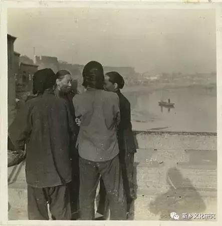 日本京都大学博物馆:华北交通写真之80年前的新乡