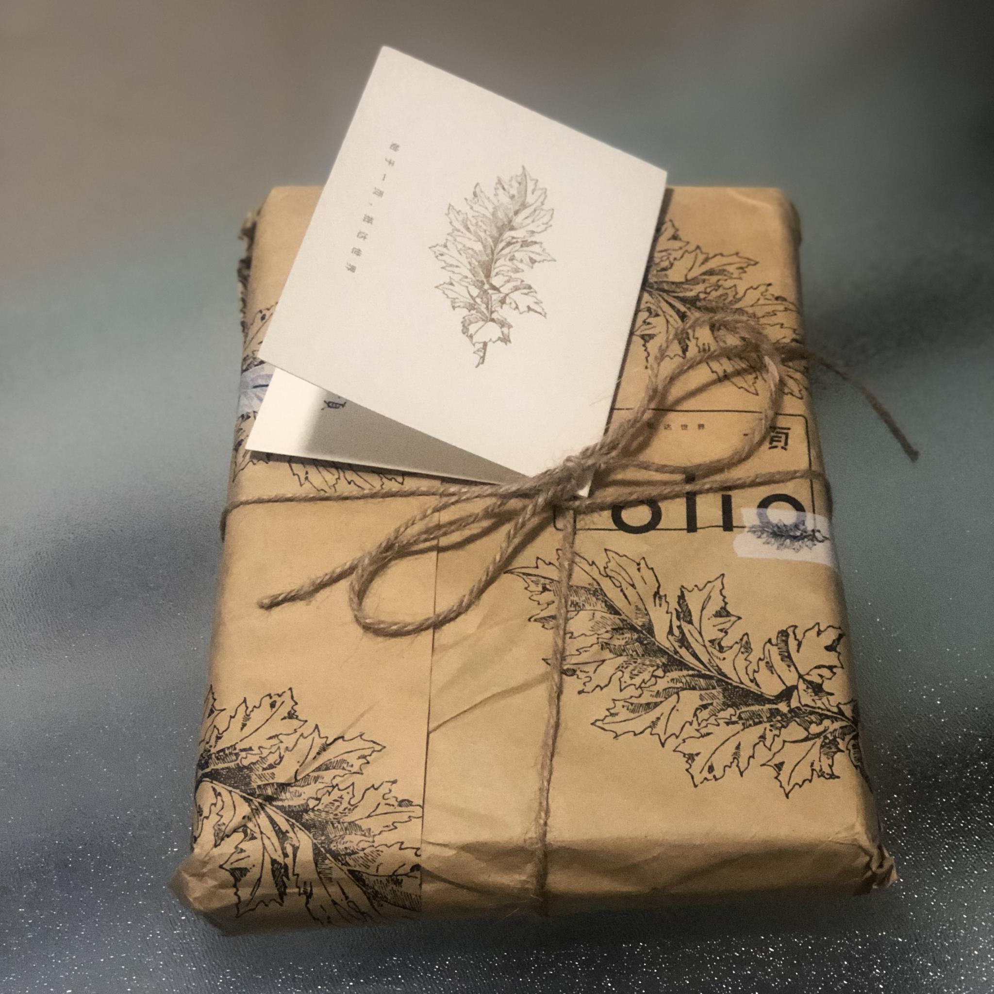 收到恰恰的礼物一本卡夫卡的传记 还有印了卡夫卡签名的口罩酷书是
