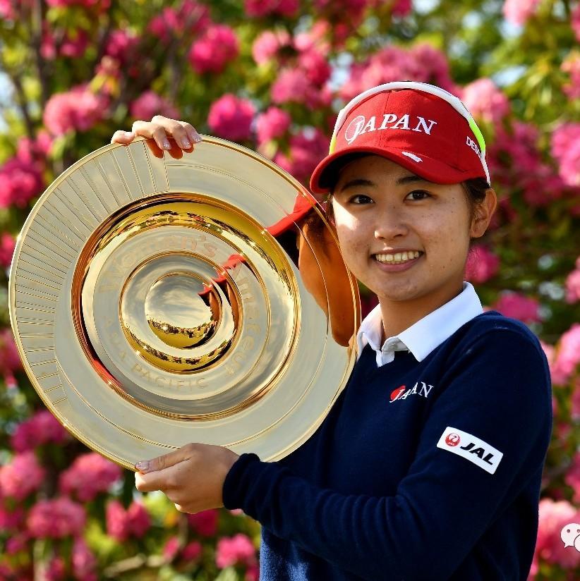 亚太女子业余锦标赛日本选手安田佑香夺冠 中国队叶雷列第6位殷小雯列第12位
