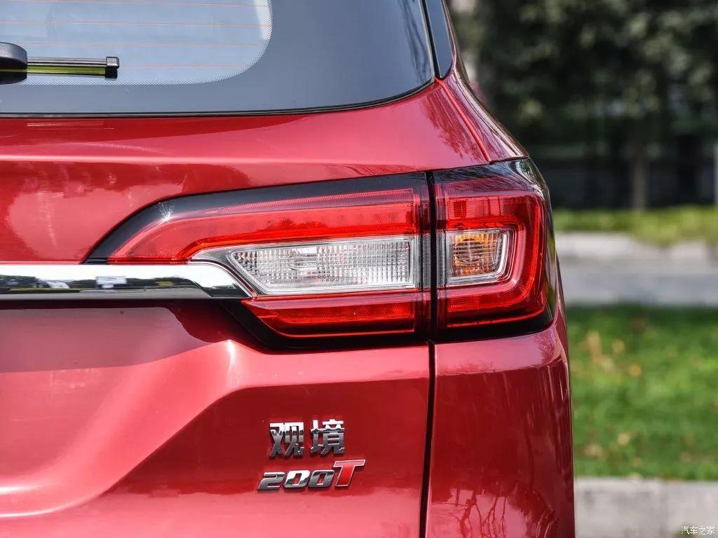8万就能买到这款7座SUV,还有胎压监测!