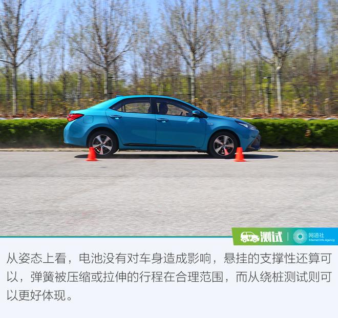 50公里距离内油耗为零 测试广汽丰田雷凌双擎E+