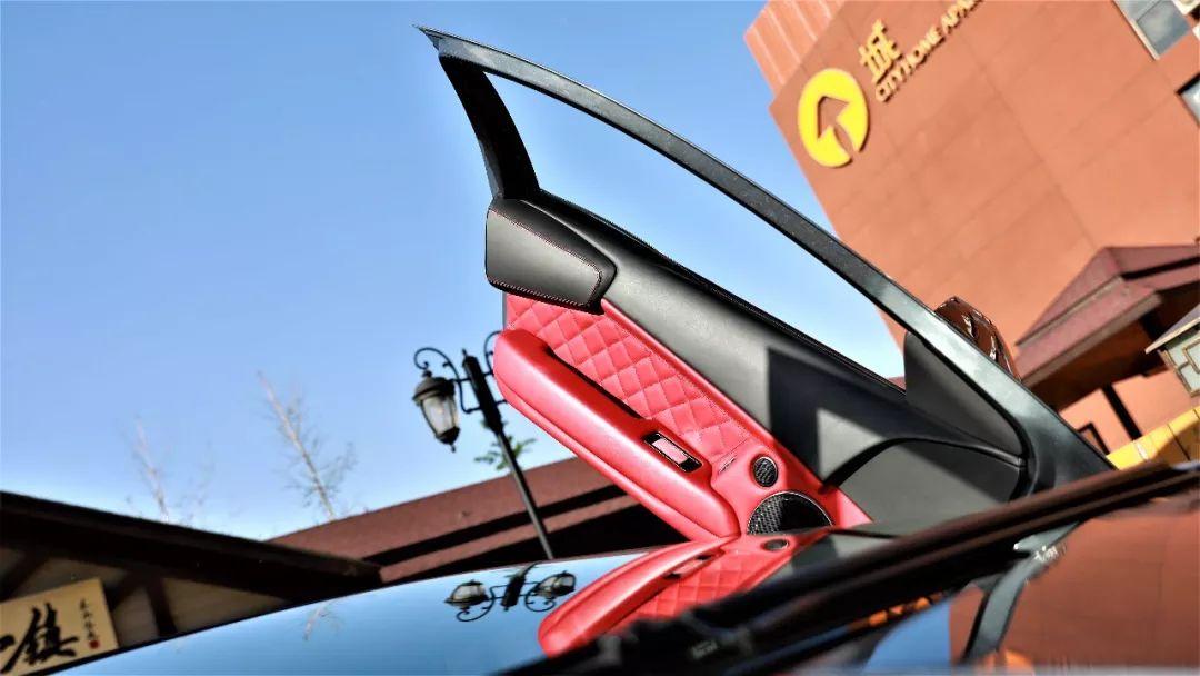 蝙蝠之翼,兰博基尼的颜值担当?