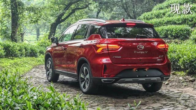 广汽传祺全新一代GS4谍照曝光,还要推出Coupe车型