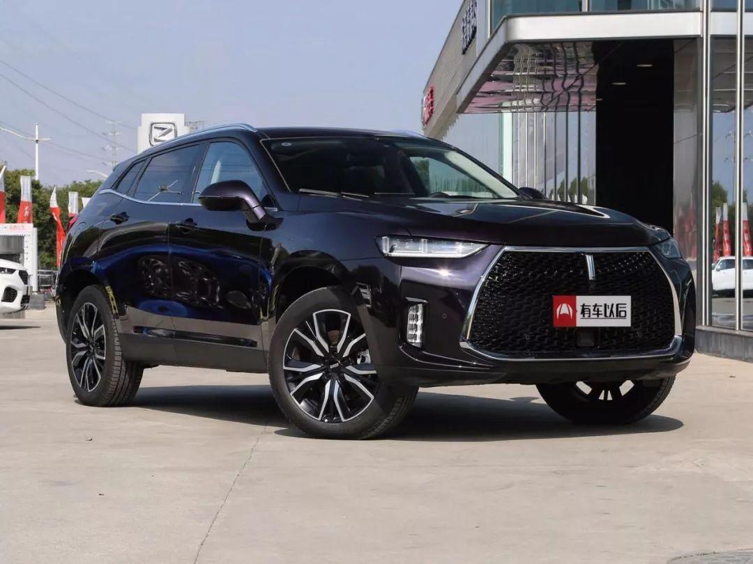 油耗最低的6台中国SUV,外形上档次,动力不输40万豪车!