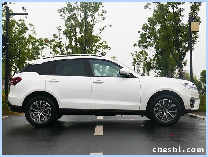 众泰紧凑SUV美国开卖,外观动力全升级,网友:这不比在中国卖得好