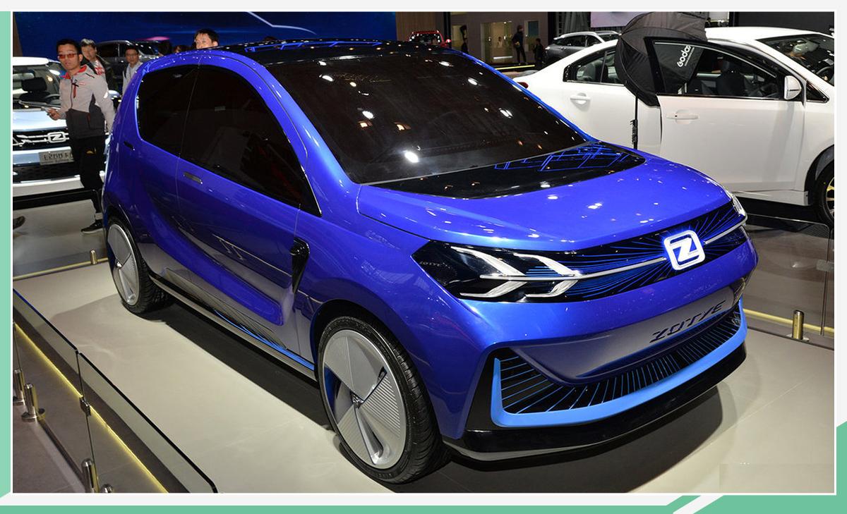 众泰布局纯电及燃料电池 未来3年将推10款新车