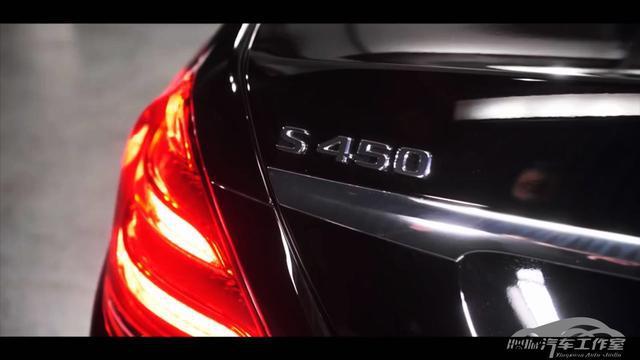 到店实拍|2019款奔驰S450气场超强 与新款宝马7相比如何