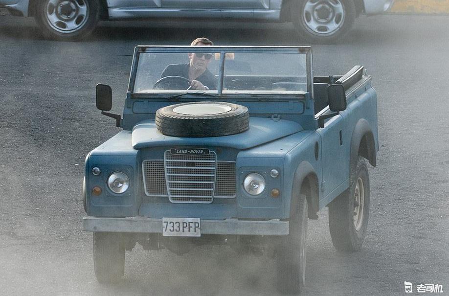或开上电动车执行任务 看第25部007电影的邦德座驾