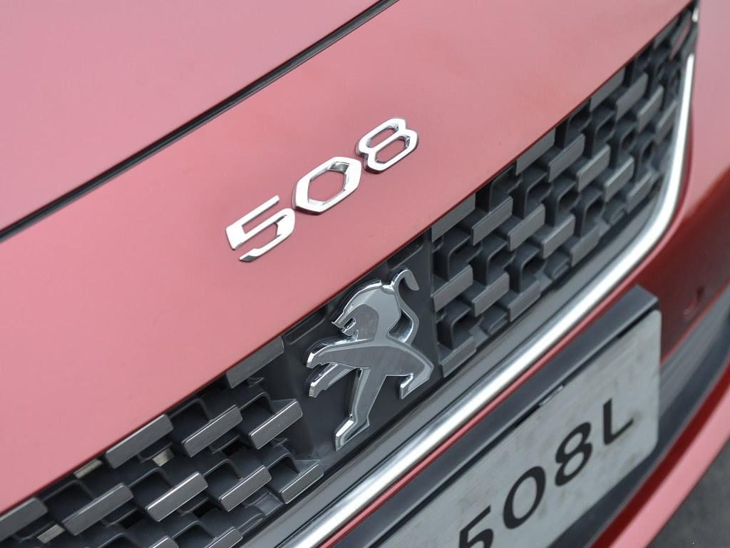 标致508运动版或推混动车型,最大365马力,强于奥迪S4!