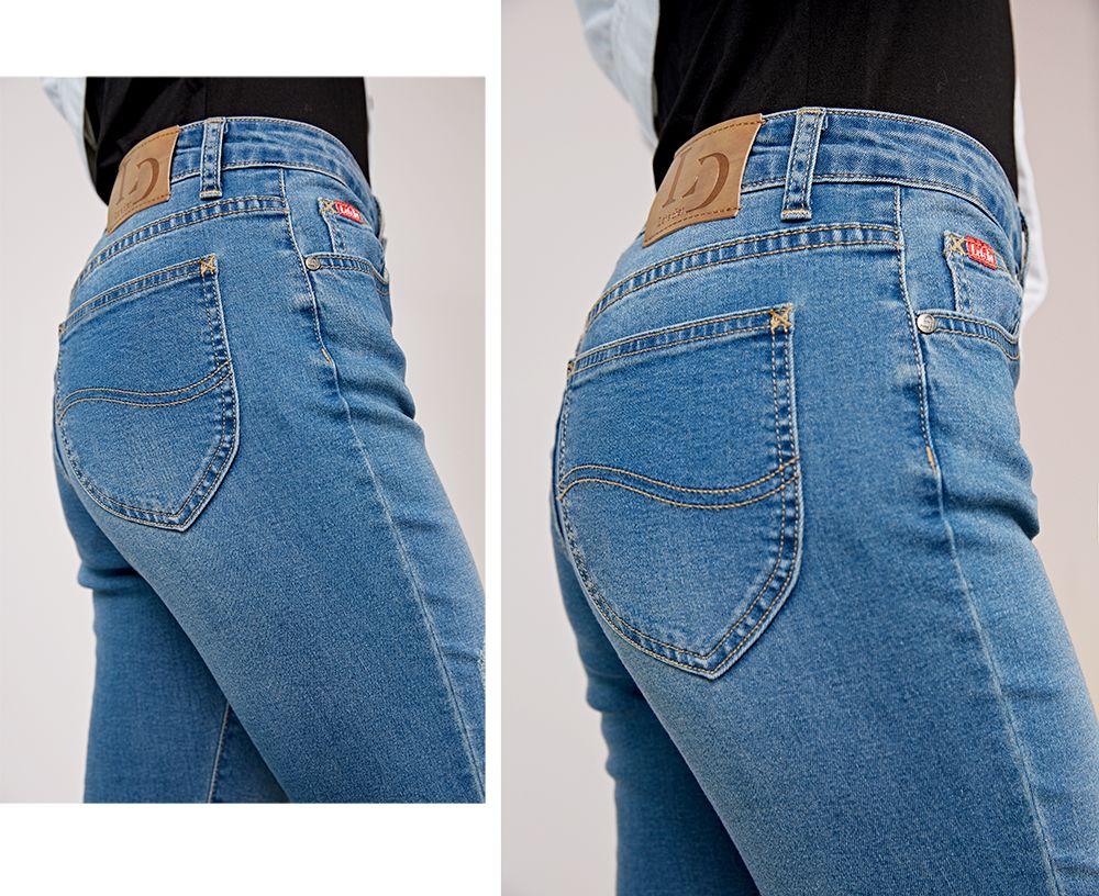 我们试了这些火爆牛仔裤,没想到最显瘦的是这三条……