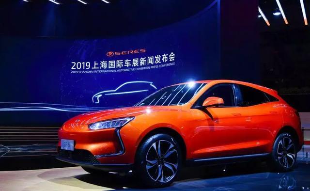 新电动轿跑SUV,质价比超越豪牌,NEDC续航超过500km