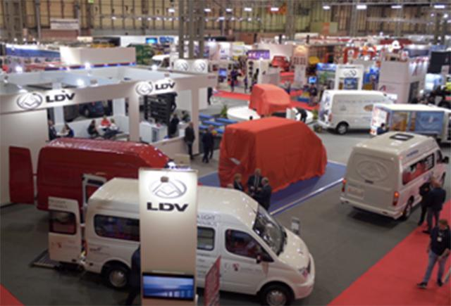 上汽大通MAXUS闪耀英国伯明翰车展,EV80获大量订单