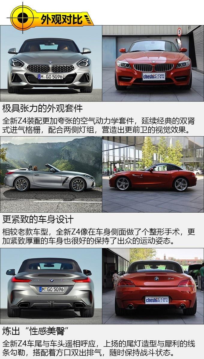 起售价不到50万 宝马全新Z4到店实拍M套件版车型真香
