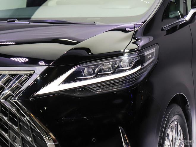 雷克萨斯LM在台开售 约76.75万人民币起