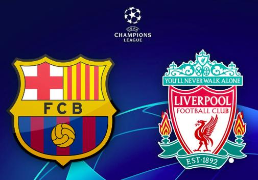 利物浦vs巴萨:克洛普大翻盘or梅西继续盛宴?