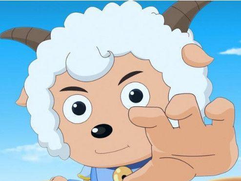 """喜羊羊原来还有""""亲弟弟妹妹"""",看他弟弟的发型图片"""