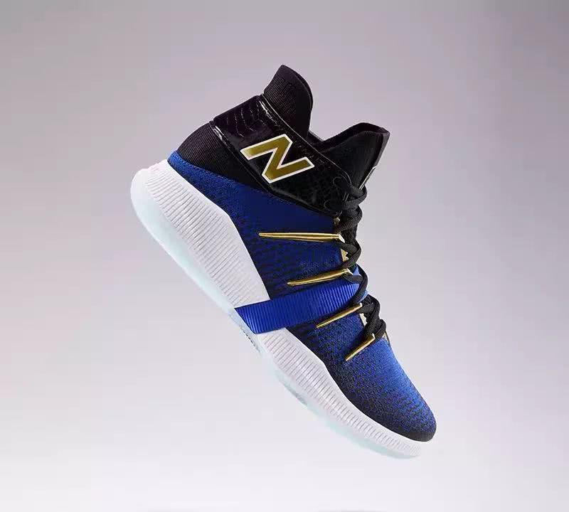 nba球员今日上脚:欧文5又帅气了,nb篮球鞋即将市售!图片