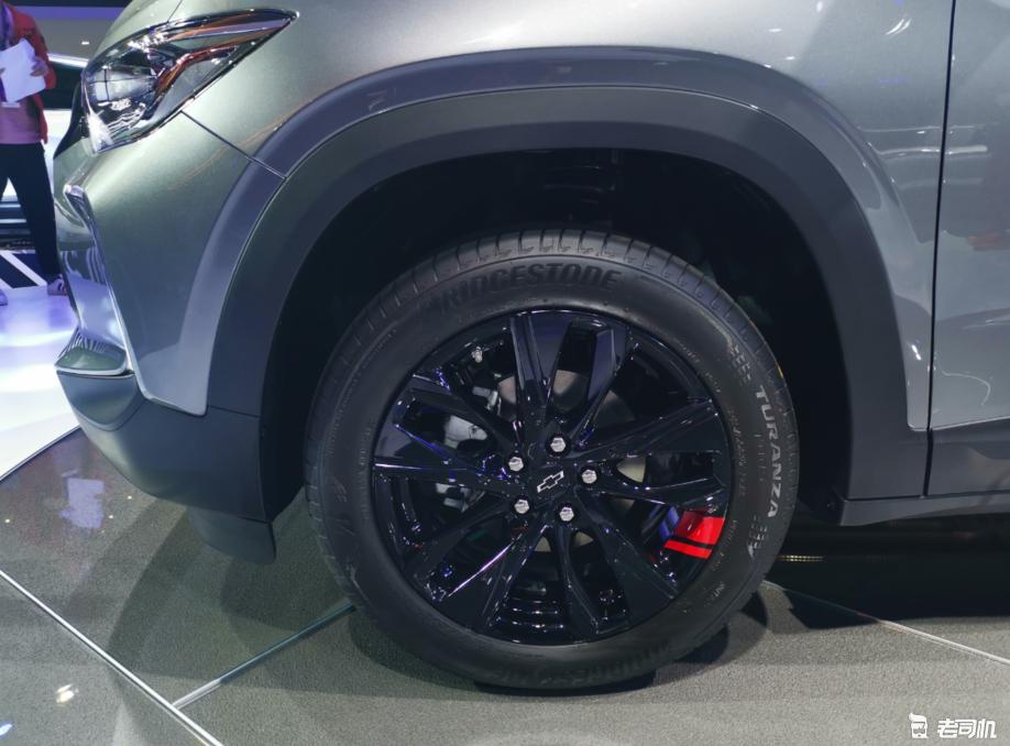 合资品牌小型SUV新选择 雪佛兰全新创酷内饰发布