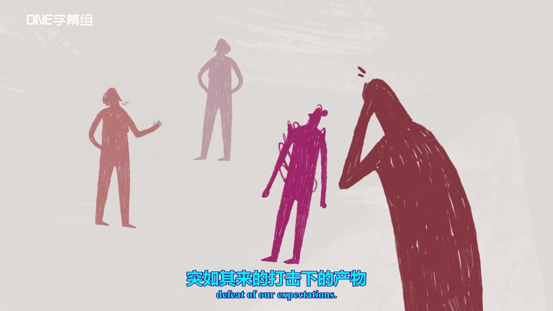 英文短片:生活总有不尽人意的时候,如何管理我们的怒气