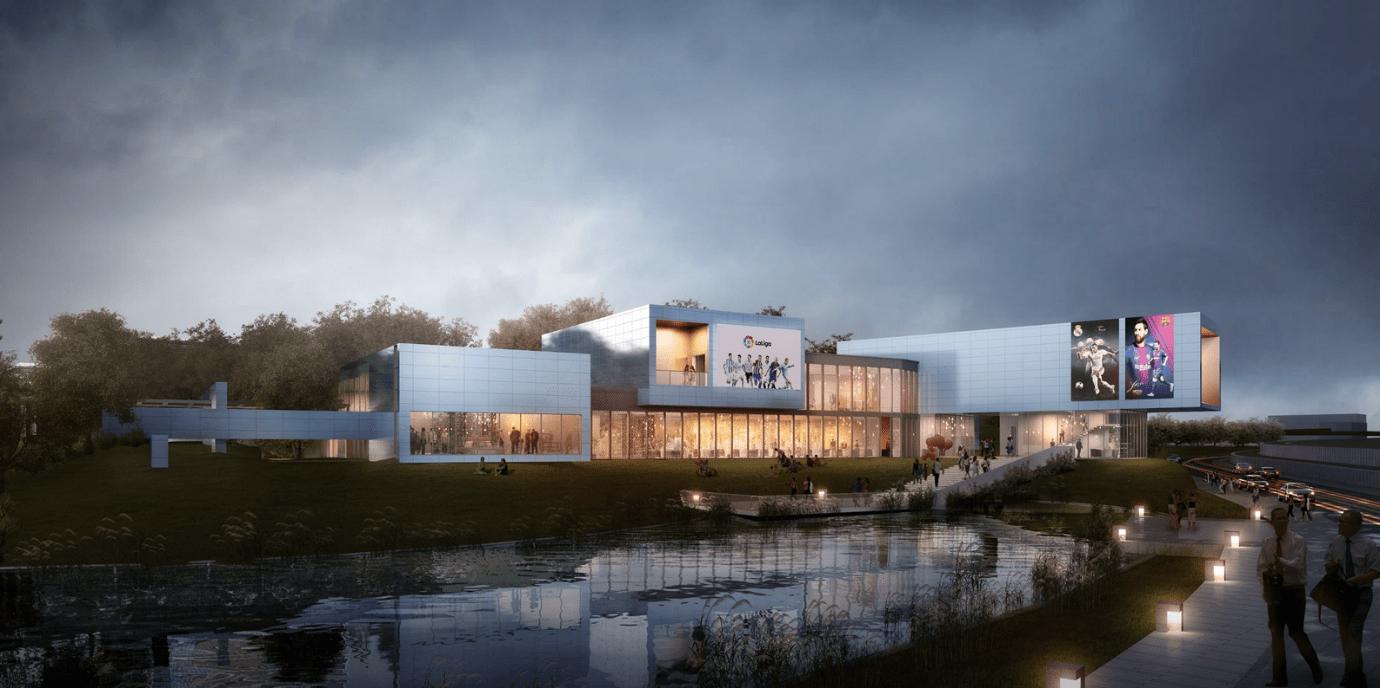 西甲宣布将在中国设立第一所永久性足球青训学院