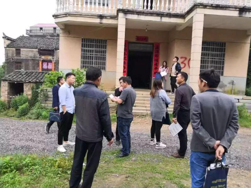 城中村改造:龙津洲上程村启动房屋评估工作