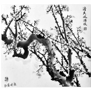 中国风手绘手抄报