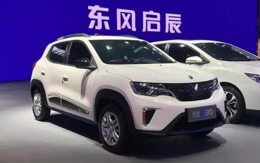 D60EV、T60EV、e30,东风启辰三款纯电新车年内上市