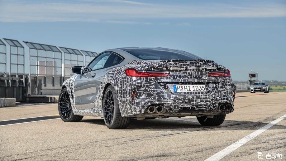 这是你想要的M8么?新车将于法兰克福车展首发