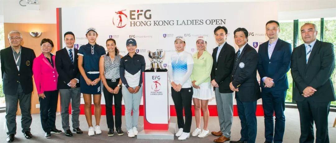 潘仲光:乐见香港女子高尔夫成长 期待8位华人出战奥运