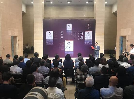 中国美术馆举办蒋喜玉雕艺术精品展
