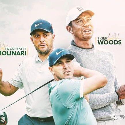 PGA锦标赛焦点组!李昊桐下周四晚8点出发,老虎同组莫里纳利