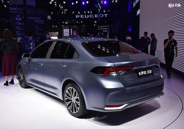 全新卡罗拉预计8月上市,此次的新车你期待吗?