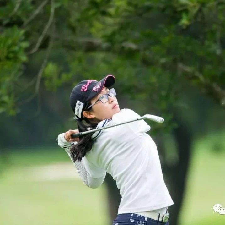 受益于选拔赛备战 任玥香港女子公开赛开局交69杆