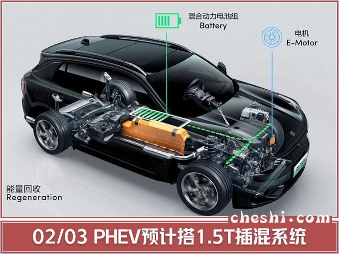 领克年内再推5款新车 高性能轿跑SUV全都有-图4