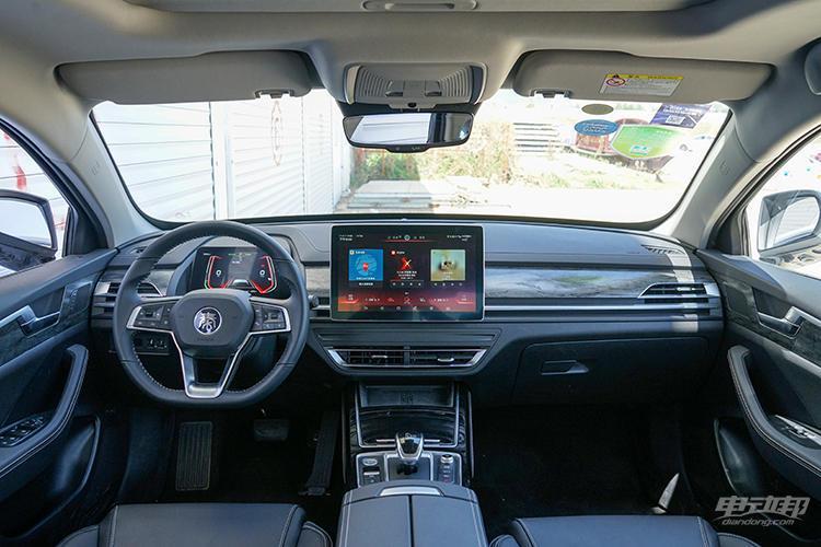 秦Pro EV超能版底盘悬挂有功底,动力更充沛