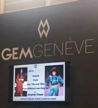 新派珠宝展GemGenève梅开二度,芭珠姐现场频传独家秘闻