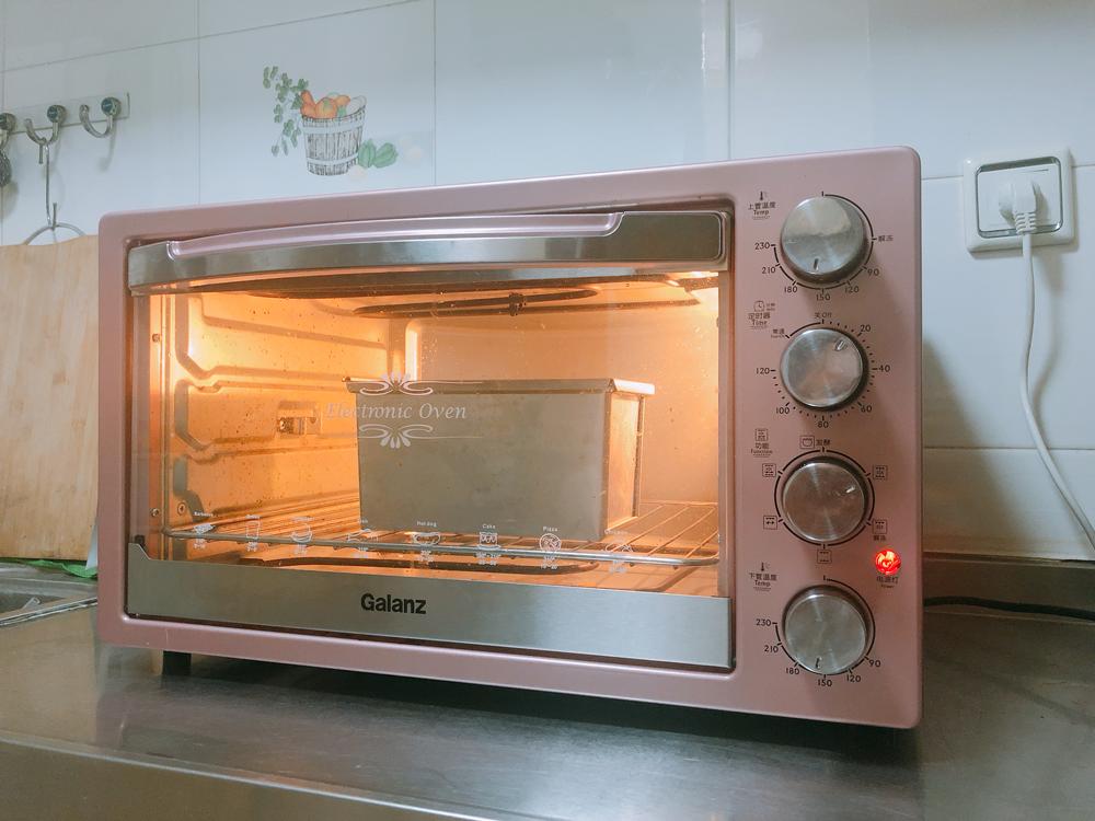 烘培新手的福利 烤箱的性价比之王——格兰仕X1R电烤箱
