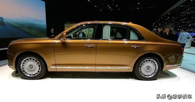 俄罗斯顶级车叫板劳斯莱斯,在路上打开引擎盖的那一刻,已有答案