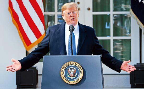 首桩!美国普通公民状告特朗普和国会让政府关门违宪
