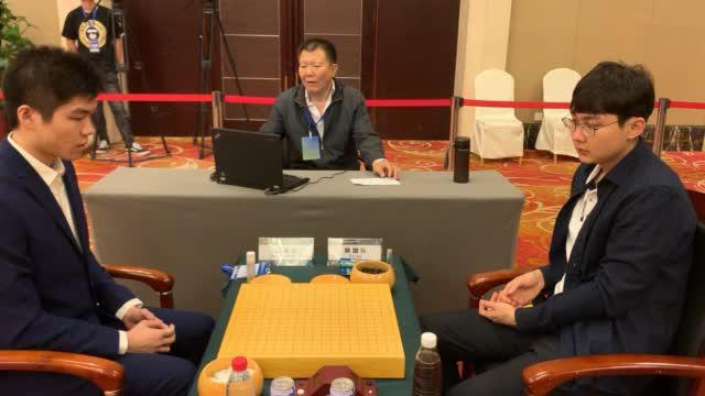 IMSA智运联盟世界大师赛男团5轮:芈昱廷VS北美李立言 ()
