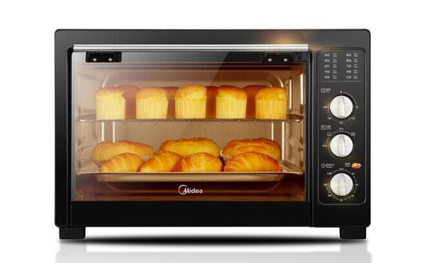 烘焙神器,38升电烤箱助享营养家早餐