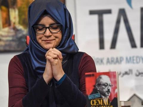 卡舒吉未婚妻:很失望特朗普政府的作法 卡舒吉生前一直拥护美国