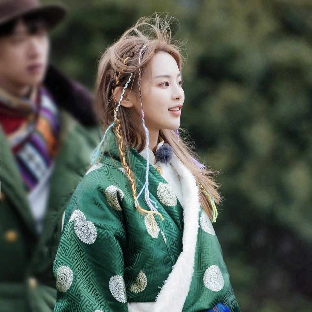 杨超越要代言《大话西游》手游?她来出演紫霞仙子会怎样?